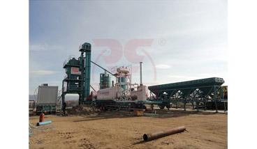 LB Mobile Asphalt Plant
