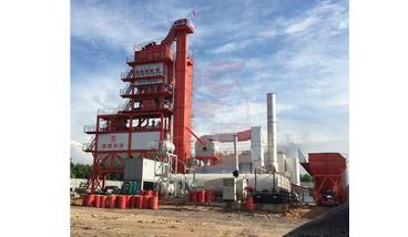 Tower Type Asphalt Mixing Plant