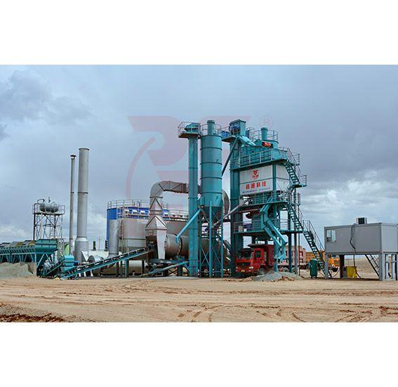 xitong asphalt mixing plant