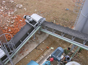Brief Analysis of the Reasons for the Deviation of the Conveying Belt of the Asphalt Concrete Mixing Plant
