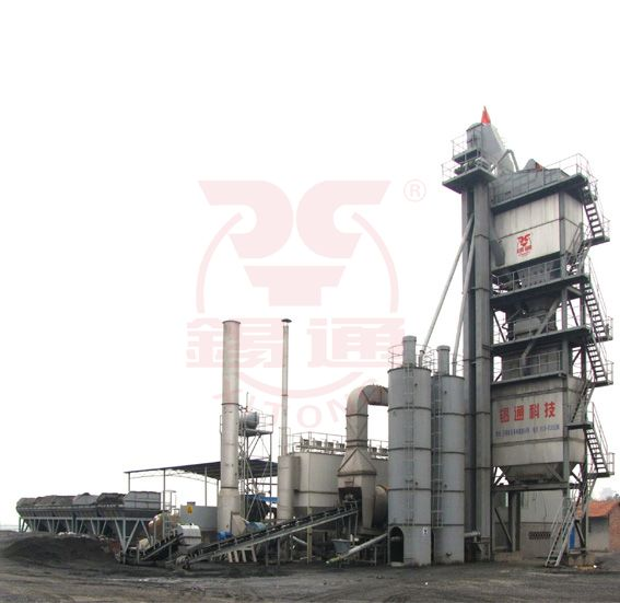 QLB-X2000 asphalt  plant